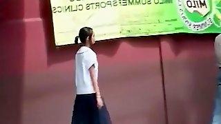Boy Manila Schoolgirl