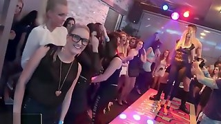 Sexy Sluts Get Bonked At The Club
