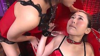 Asian Japanese Girls Pissing - lesbian sex fetish